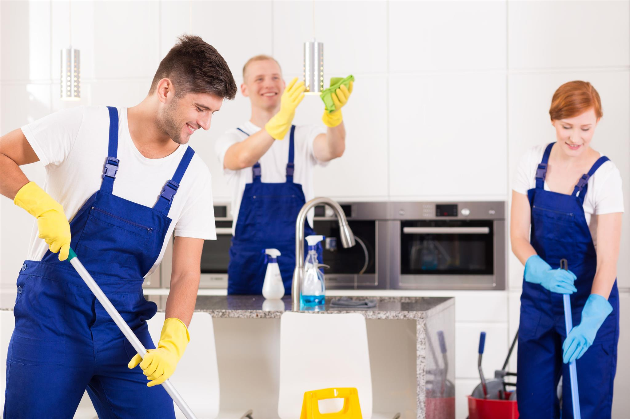 Professional Cleaners Services Enfield